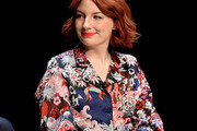 Alice Levine speaks at the Technology with Heart: Jaguar Land Rover's Tech Fest at Central St Martins on September 7, 2017 in London, England.