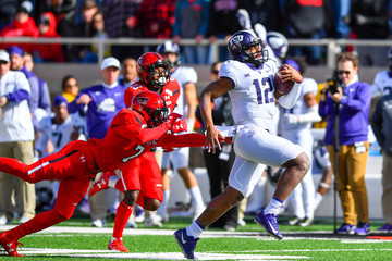 Jah'Shawn Johnson TCU v Texas Tech