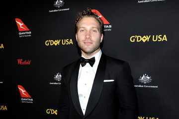 Jai Courtney 2017 G'Day Black Tie Gala