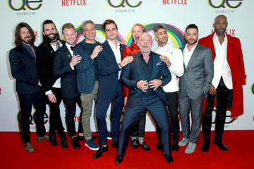 Jai Rodriguez Netflix's 'Queer Eye' Premiere Screening and After Party in Los Angeles, CA