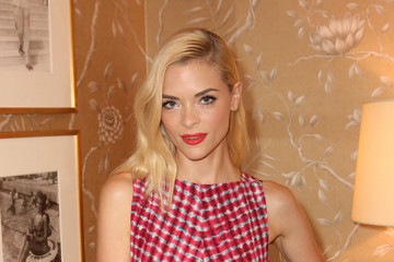 Jaime King Vogue And Tory Burch Celebrate The Tory Burch Watch Collection