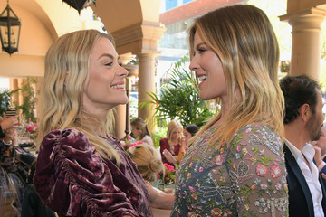 Jaime King Perrier-Jouet Toasts Mother's Day in Celebration at Georgie at Montage Beverly Hills