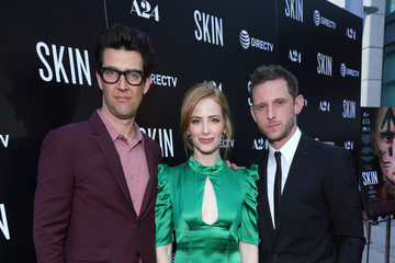 Jaime Ray Newman L.A. Special Screening Of A24's 'Skin' - Red Carpet