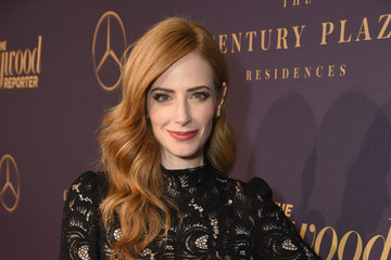 Jaime Ray Newman The Hollywood Reporter's 7th Annual Nominees Night - Red Carpet