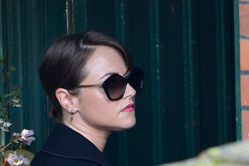 Jaime Winstone Funeral Held for Peaches Geldof — Part 4