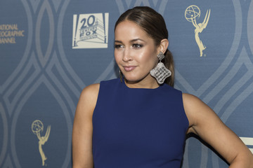 Jaina Lee Ortiz FOX Broadcasting Company, FX, National Geographic, and Twentieth Century Fox Television's 68th Primetime Emmy Awards After Party - Arrivals