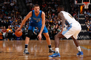 Jakarr Sampson Dallas Mavericks v Denver Nuggets