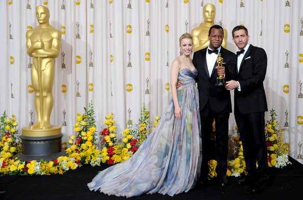 Rachel McAdams and Jake Gyllenhaal - 82nd Annual Academy Awards - Press Room
