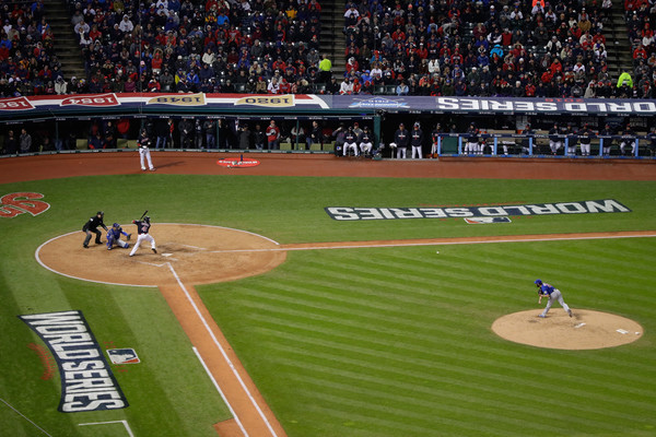 World Series - Chicago Cubs v Cleveland Indians - Game Two
