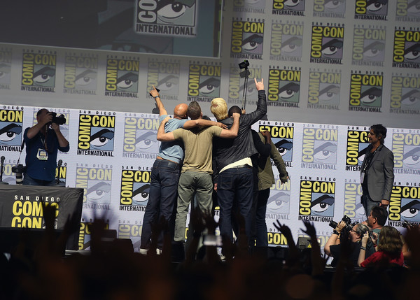 Comic-Con International 2018 - 20th Century Fox's 'The Predator' Panel
