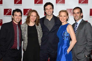 Jake Epstein New Dramatists 65th Annual Spring Luncheon