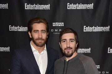 Jake Gyllenhaal Jeff Bauman Entertainment Weekly's Must List Party at the Toronto International Film Festival 2017 at the Thompson Hotel