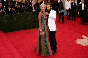 "Jake Gyllenhaal ""Charles James: Beyond Fashion"" Costume Institute Gala - Candids"