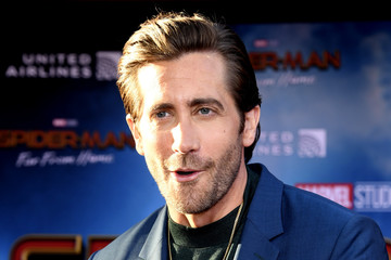 Jake Gyllenhaal Premiere Of Sony Pictures' 'Spider-Man Far From Home'  - Arrivals