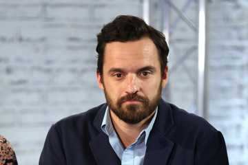 Jake Johnson BUILD LDN: The Cast of 'The Mummy'