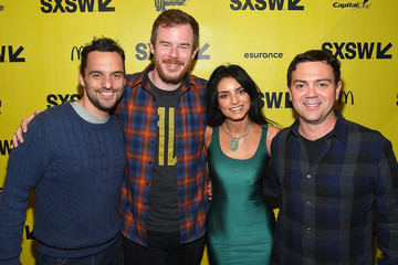Jake Johnson Joe Swanberg 'Win It All' Premiere - 2017 SXSW Conference and Festivals