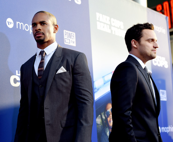 Damon wayans jr and jake lacy in how to be single 27042014 ccuart Images