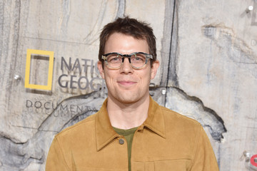 Jake Lacy Premiere Of National Geographic Documentary Films' 'Free Solo' At Jazz At Lincoln Center