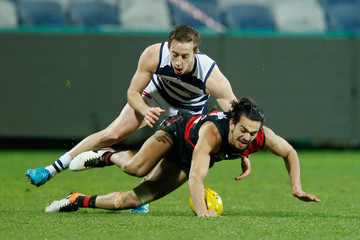 Jake Long VFL Rd 19 - Essendon vs. Geelong