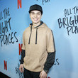 """Jake T. Austin Netflix Premiere of """"All the Bright Places"""""""
