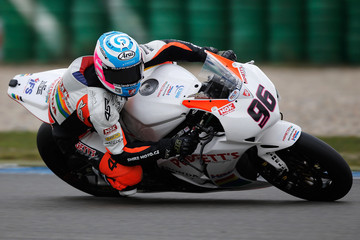 Jakub Smrz British Superbike Championship - Race Day