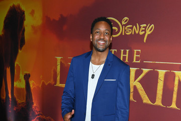 Jaleel White 'The Lion King' Canadian Premiere