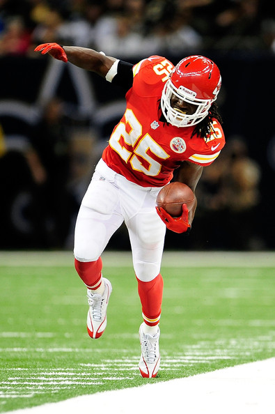 jamaal charles photos photos kansas city chiefs v new