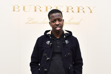 Jamal Edwards Burberry Womenswear February 2016 Show - Arrivals