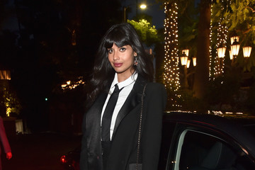 Jameela Jamil ELLE's 25th Annual Women In Hollywood Celebration Presented By L'Oreal Paris, Hearts On Fire And CALVIN KLEIN - Lexus
