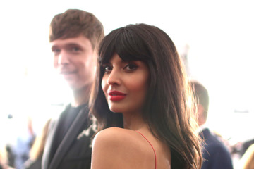 Jameela Jamil 61st Annual Grammy Awards - Red Carpet