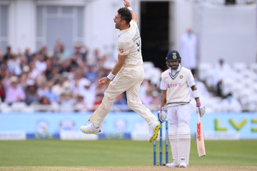 James Anderson European Best Pictures Of The Day - August 05