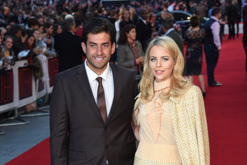 James Argent 'The Intern' - UK Film Premiere - Red Carpet Arrivals