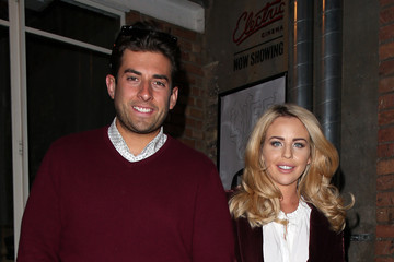 James Argent The Intern - Special Screening Hosted by Lydia Bright