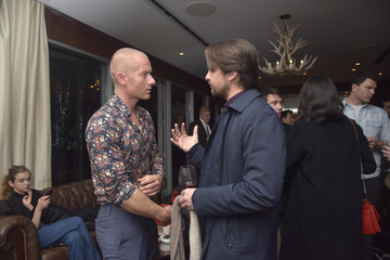 James Badge Dale Swarovski And Utopia Host The Premiere Of 'Mickey And the Bear'