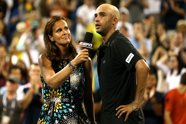 James Blake - U.S. Open: Day 3