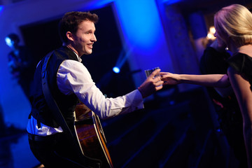 James Blunt GQ Men of the Year Awards in Berlin