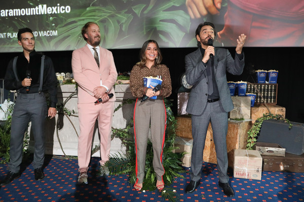 'Dora and the Lost City of Gold' Mexico Photocall And Premiere