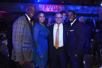 James Brown 34th Annual Walter Kaitz Foundation Fundraising Dinner