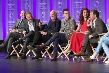 James Burrows The Paley Center For Media's 35th Annual PaleyFest Los Angeles - 'Will & Grace' - Inside