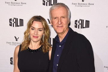 James Cameron SFFILM's 60th Anniversary Awards Night - Arrivals