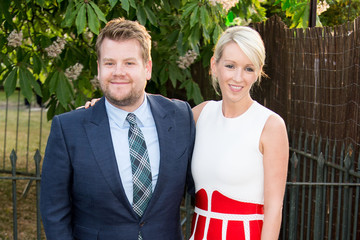 James Corden The Serpentine Gallery Summer Party