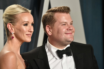 James Corden 2020 Vanity Fair Oscar Party Hosted By Radhika Jones - Arrivals