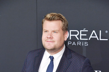 James Corden ELLE's 25th Annual Women In Hollywood Celebration Presented By L'Oreal Paris, Hearts On Fire And CALVIN KLEIN - Red Carpet