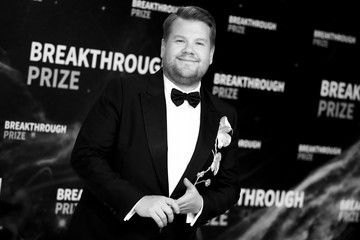 James Corden 8th Annual Breakthrough Prize Ceremony - Arrivals