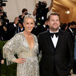 James Corden The 2021 Met Gala Celebrating In America: A Lexicon Of Fashion - Arrivals