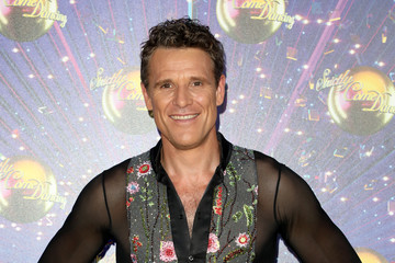 James Cracknell 'Strictly Come Dancing' Launch Show - Red Carpet Arrivals
