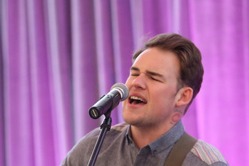 James Durbin The Get In Touch Foundation's 2014 Pretty In Pink Luncheon And Women Of Strength Awards