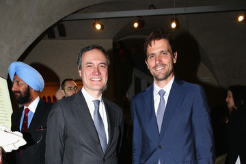 James Ferragamo Conde' Nast International Luxury Conference - Drinks Reception Hosted By Salvatore Ferragamo