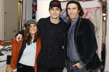 James Franco The Art of Elysium Hosts a Reception for Tom and James Franco's 'Bromance' at the Firehouse Collective