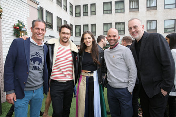 James Franco Brooks Brothers And St Jude Children's Research Hospital Annual Holiday Celebration In Beverly Hills